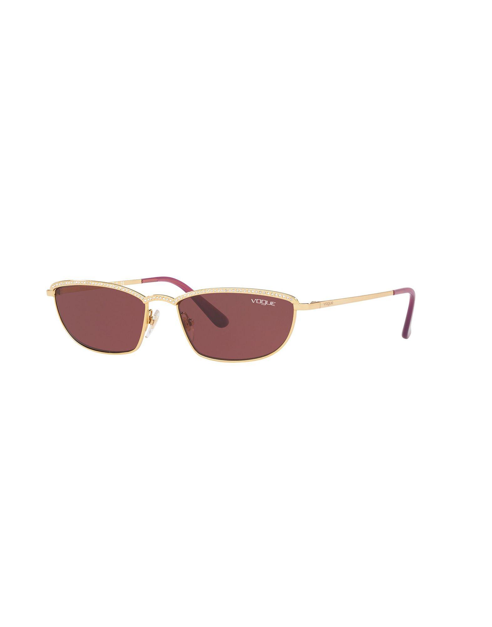 Фото - GIGI HADID for VOGUE Солнечные очки 3d очки