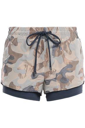 KORAL Jacquard shorts
