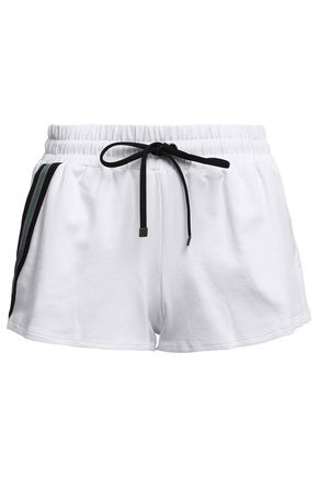 KORAL French-terry shorts
