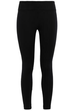 KORAL Drive Serpentine stretch jacquard-knit leggings