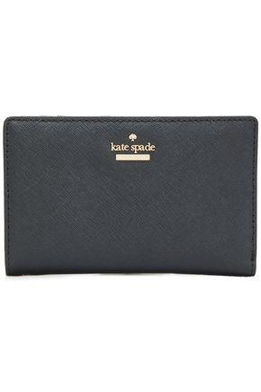KATE SPADE New York Metallic leather wallet