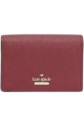 KATE SPADE New York Leather cardholder