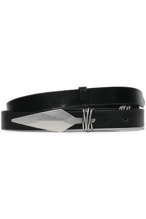 ANN DEMEULEMEESTER Leather belt