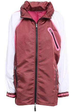 SÀPOPA Color-block shell hodded jacket