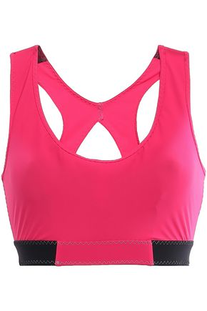 SÀPOPA Vele cutout stretch sports bra