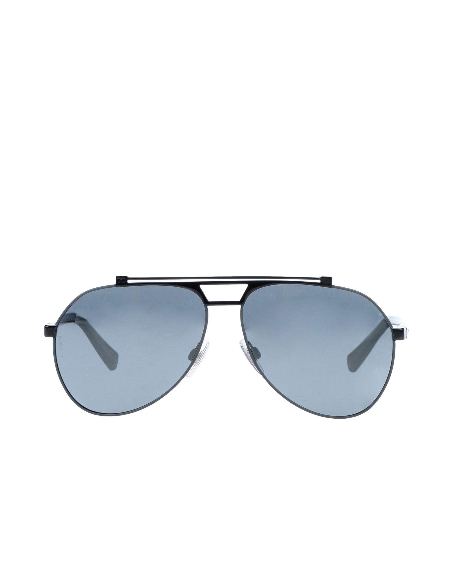 DOLCE & GABBANA Солнечные очки очки dolce