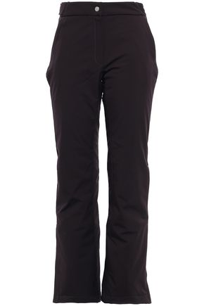 FUSALP Appliquéd shell straight-leg pants