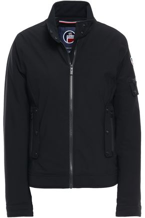 FUSALP Appliquéd shell jacket