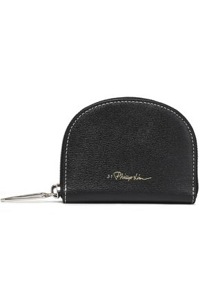 3.1 PHILLIP LIM Textured-leather wallet