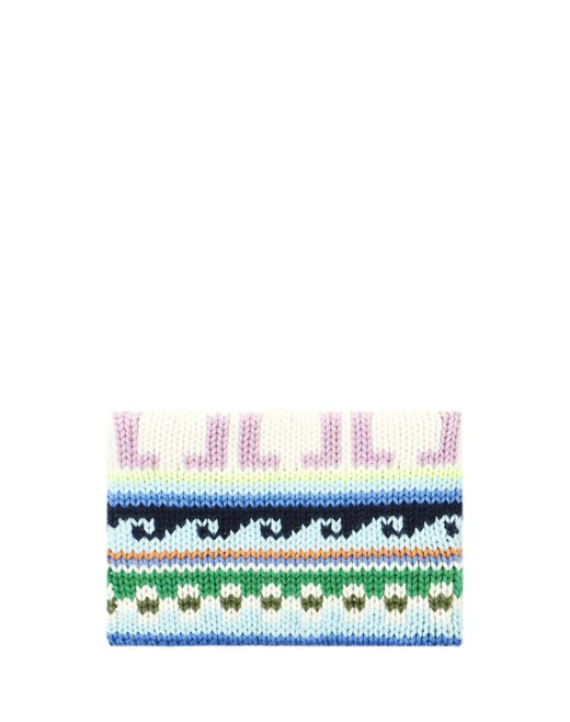 JACQUARD NECK WARMER - Lanvin