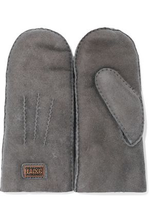AUSTRALIA LUXE COLLECTIVE Shearling mittens