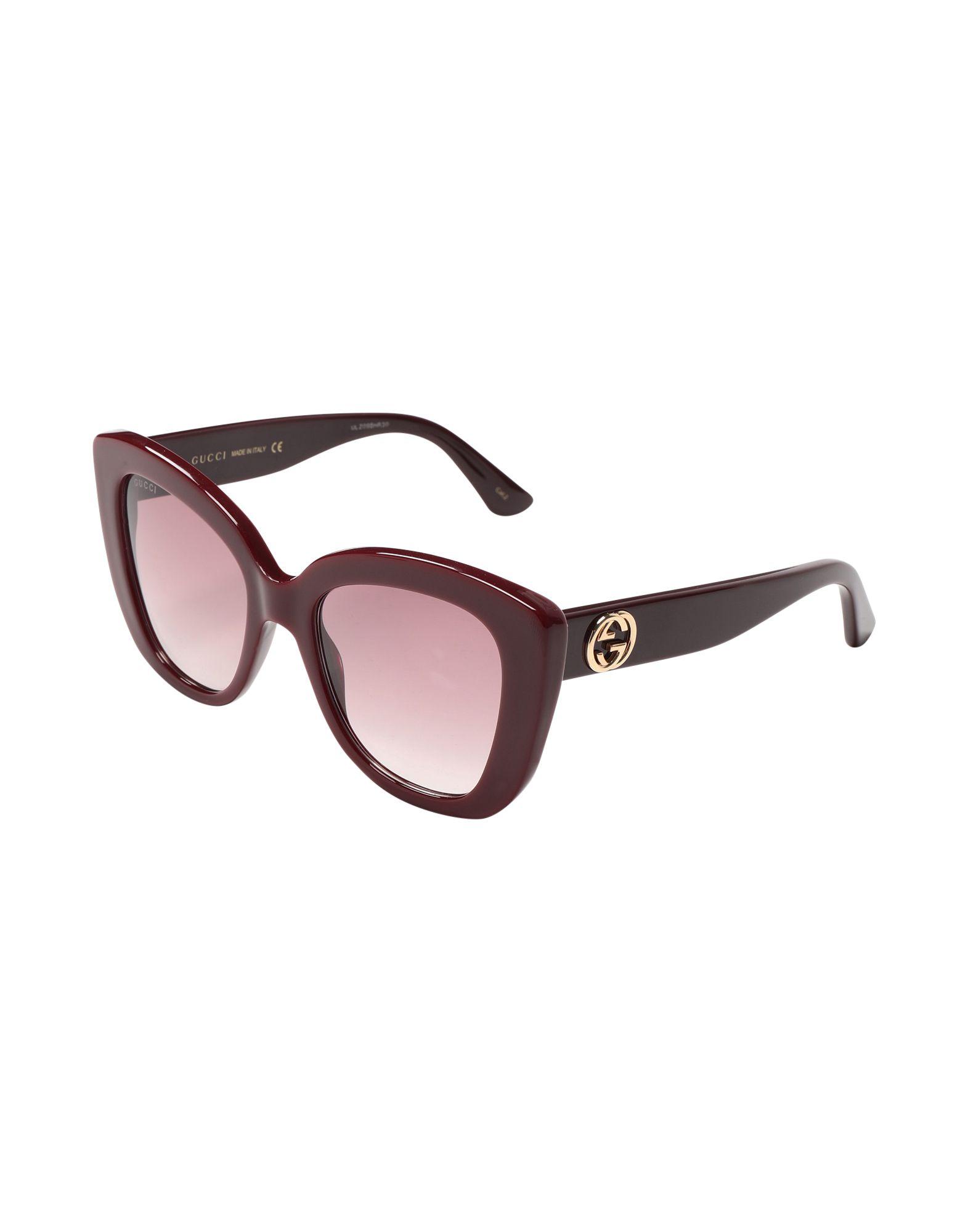 GUCCI Солнечные очки бусины monisto стекло кошачий глаз круглые 4мм оранжевый около 66шт нить 14z7738