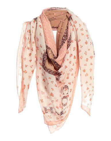 Фото - Женский платок  розового цвета