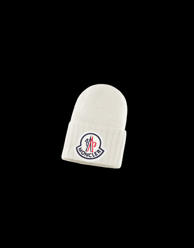 HAT Ivory Category BEANIES Man