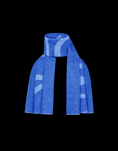 SCARF Blue Category Scarves