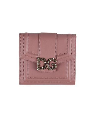 Купить Бумажник пастельно-розового цвета