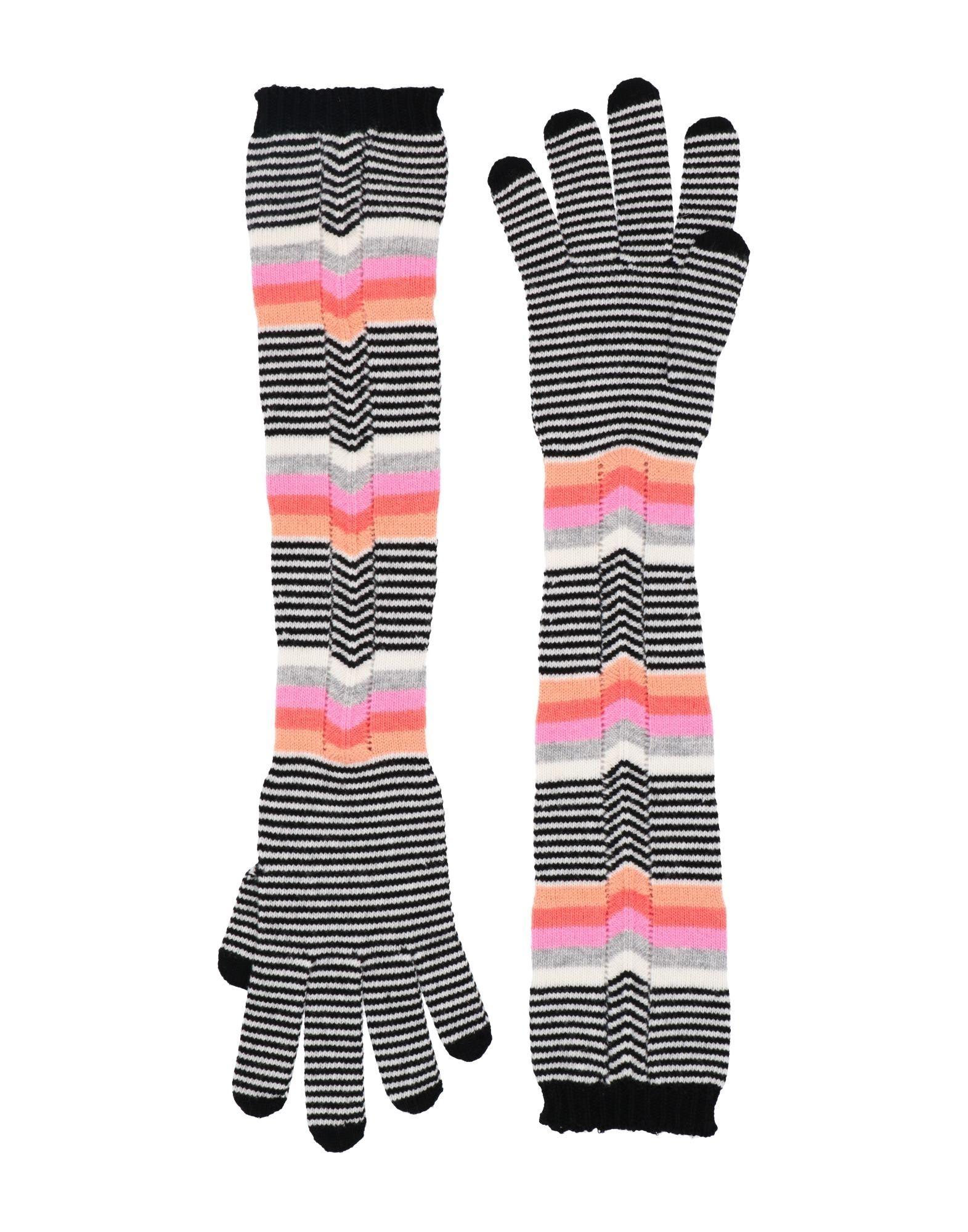 MISSONI Перчатки ткань missoni трикотаж линия