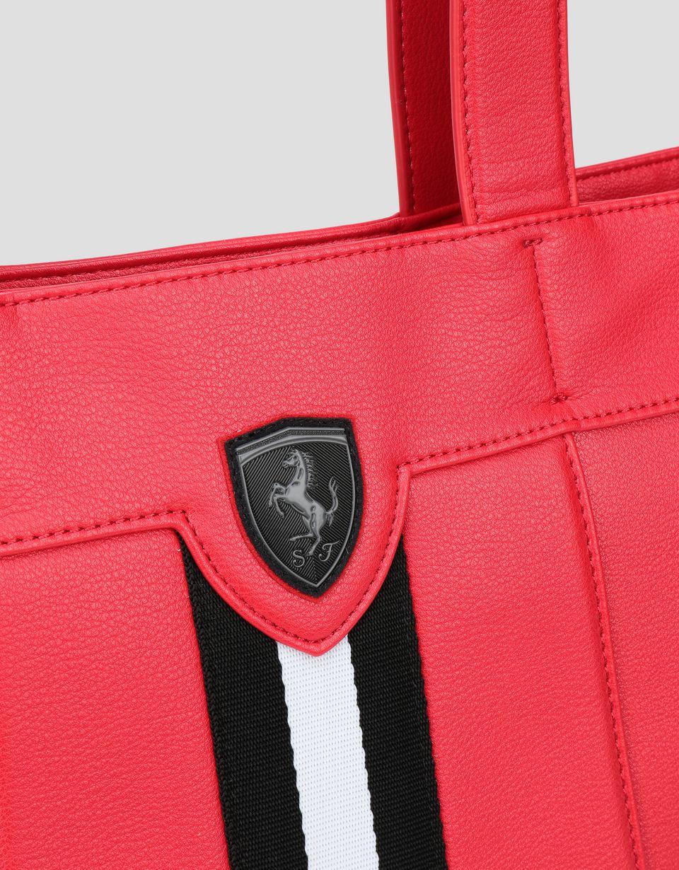 Scuderia Ferrari Online Store - Damenshopper EVO LIVERY - Tote Bags