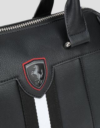 Scuderia Ferrari Online Store - EVO LIVERY women's handbag - Boston Bags