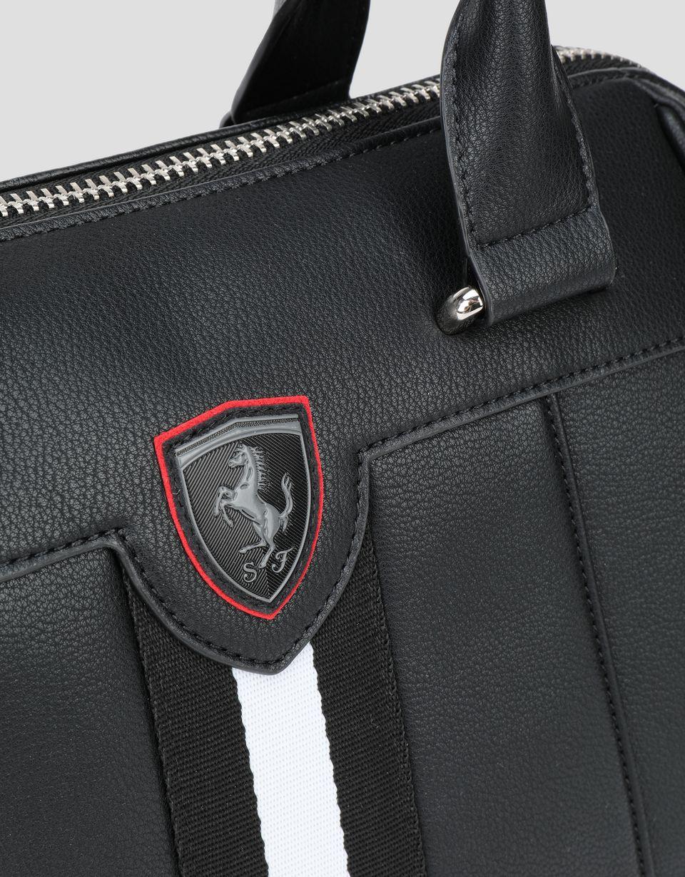 Scuderia Ferrari Online Store - Women's EVO LIVERY handbag - Boston Bags