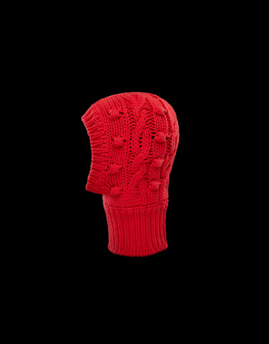 Moncler New in Woman: PASSAMONTAGNA