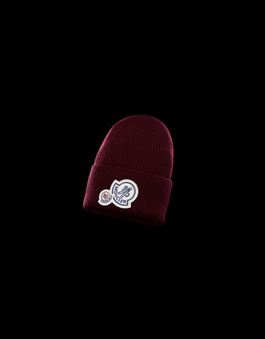 HAT Bordeaux Category BEANIES Man