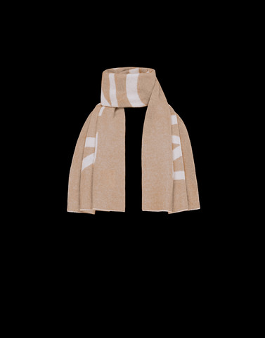 SCARF Camel Category Scarves Woman