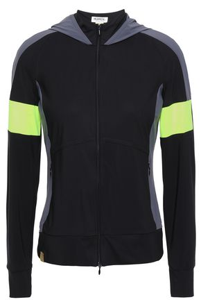 MONREAL LONDON Stretch hoodie