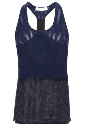 MONREAL LONDON Paneled mesh tank