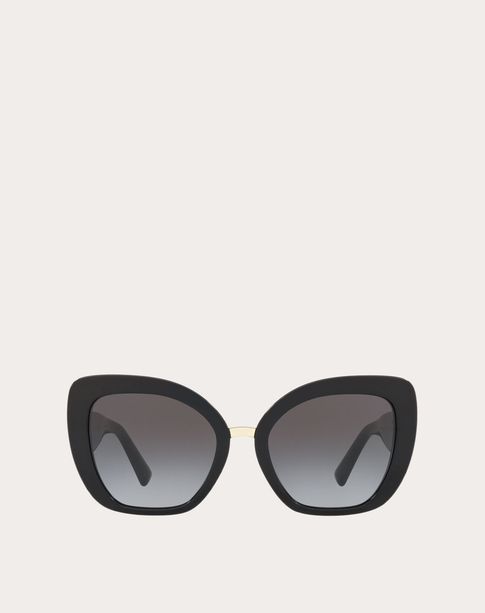 OVERSIZWE CAT-EYE ACETATE SUNGLASSES