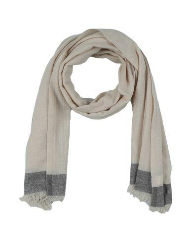 Купить Мужской шарф  бежевого цвета