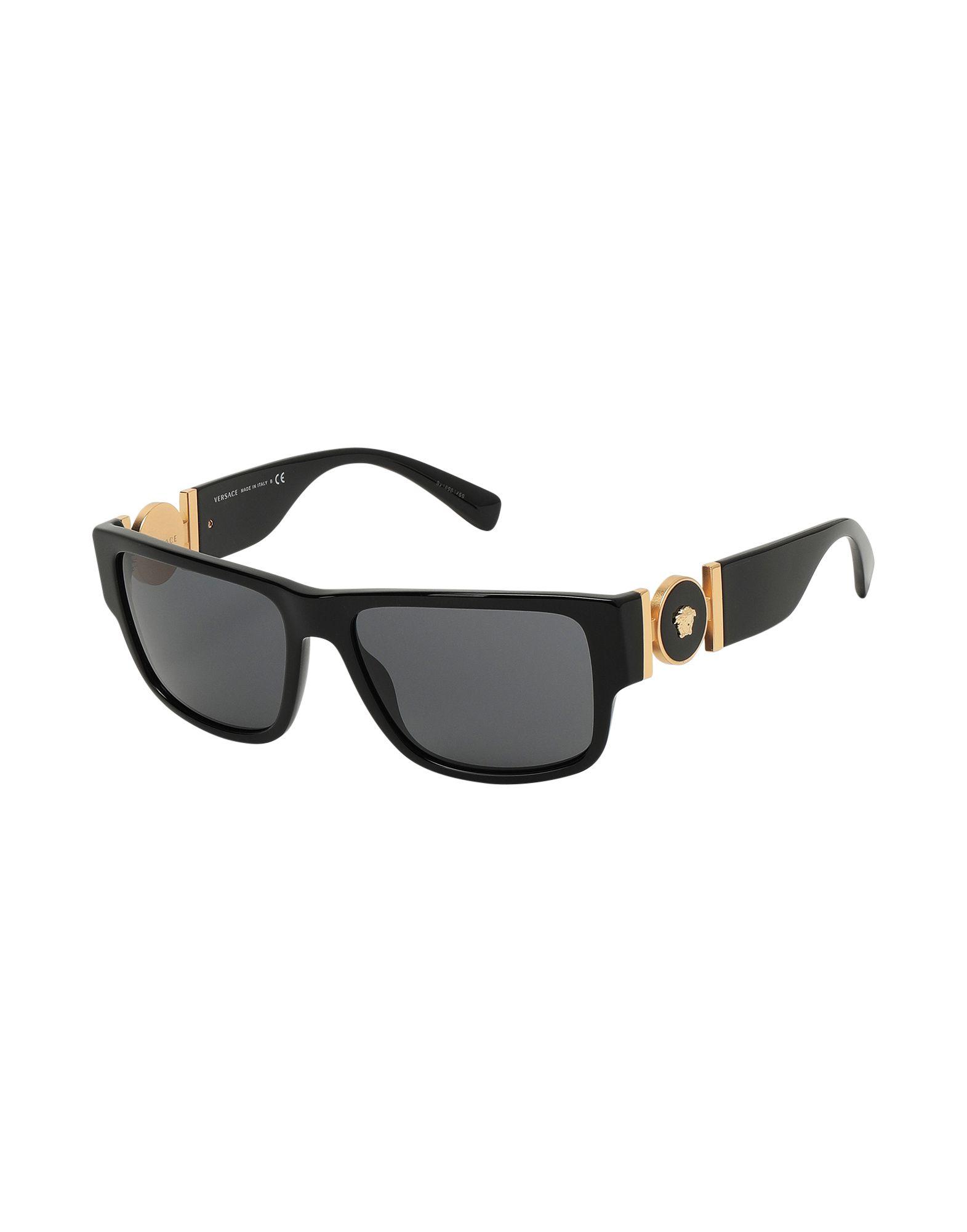 Фото - VERSACE Солнечные очки 3d очки