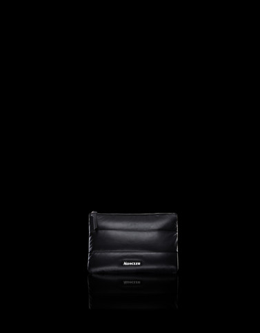 POUCH Black Small Leather Goods