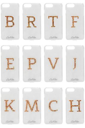 "EDIE PARKER غطاء أيفون 6 و7 بلاس ""إيدي باركر - + goo.ey"" من البلاستيك مطبع برسومات"