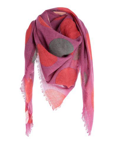 Фото - Женский платок  цвет пурпурный