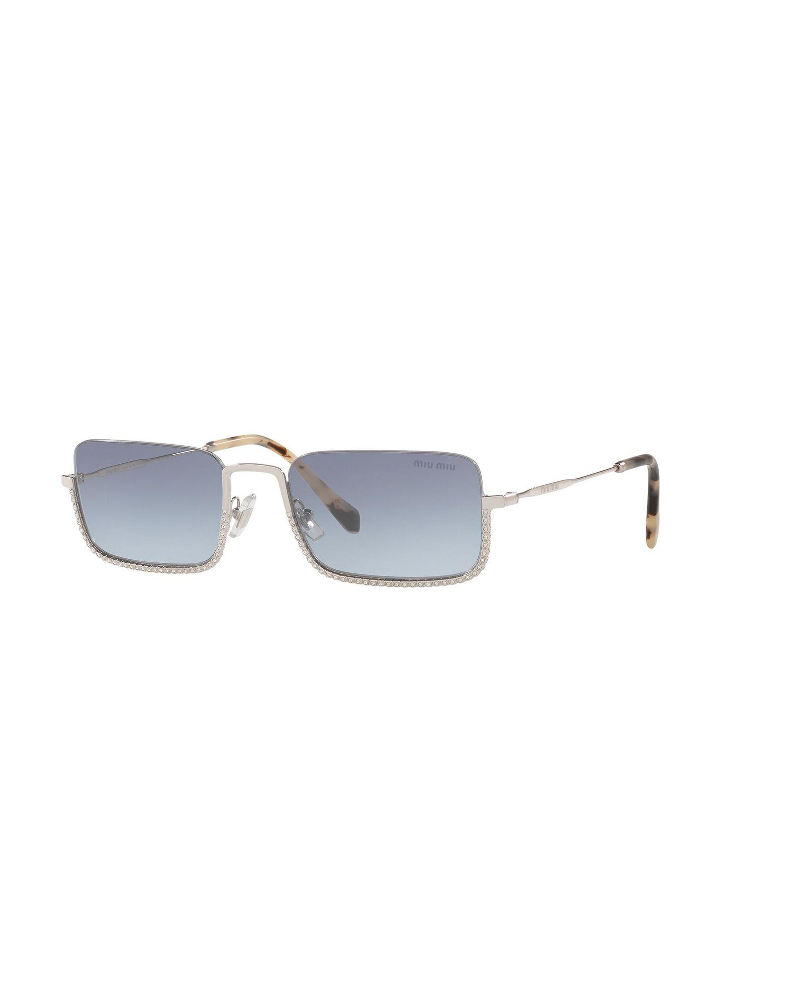 цена на MIU MIU Солнечные очки