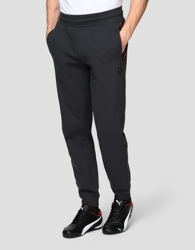 Herren-Jogginghose aus Double Knit-Interlock