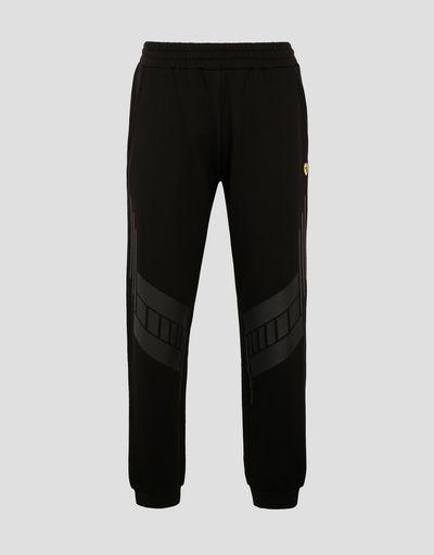 Scuderia Ferrari Online Store - Men's fleece joggers -