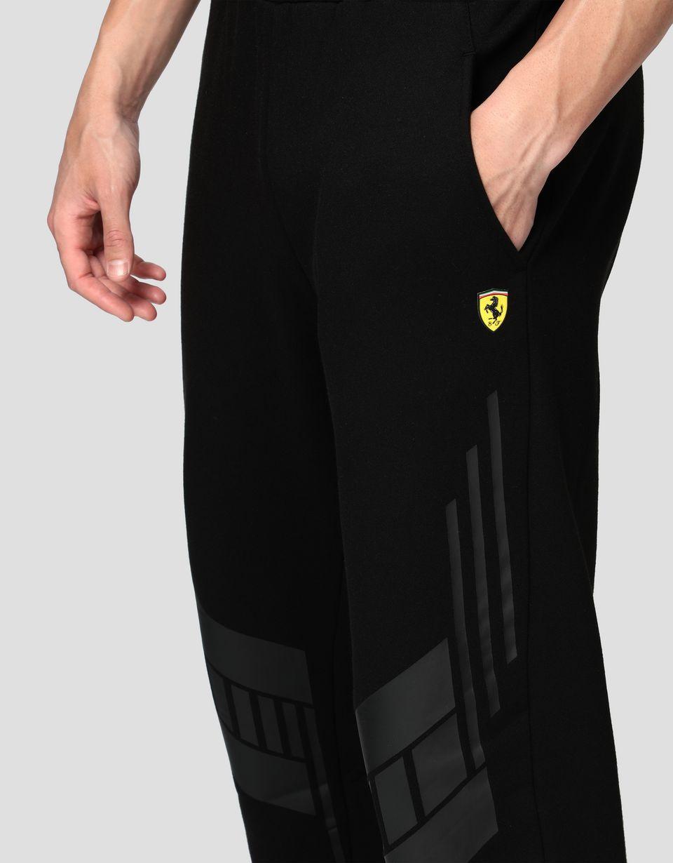 Scuderia Ferrari Online Store - Men's fleece joggers - Joggers