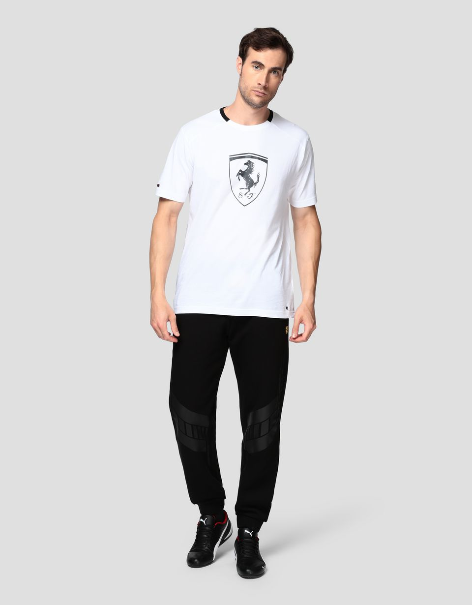 Scuderia Ferrari Online Store - Men's fleece jogging trousers - Joggers