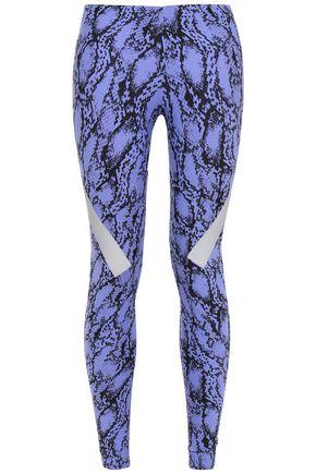 ADIDAS by STELLA McCARTNEY Paneled stretch leggings