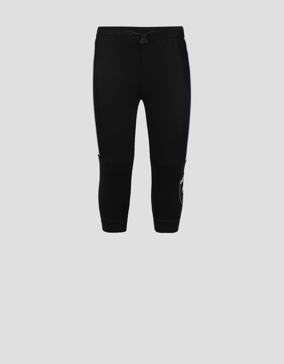 Scuderia Ferrari Online Store - Kids' joggers with reflective piping - Joggers