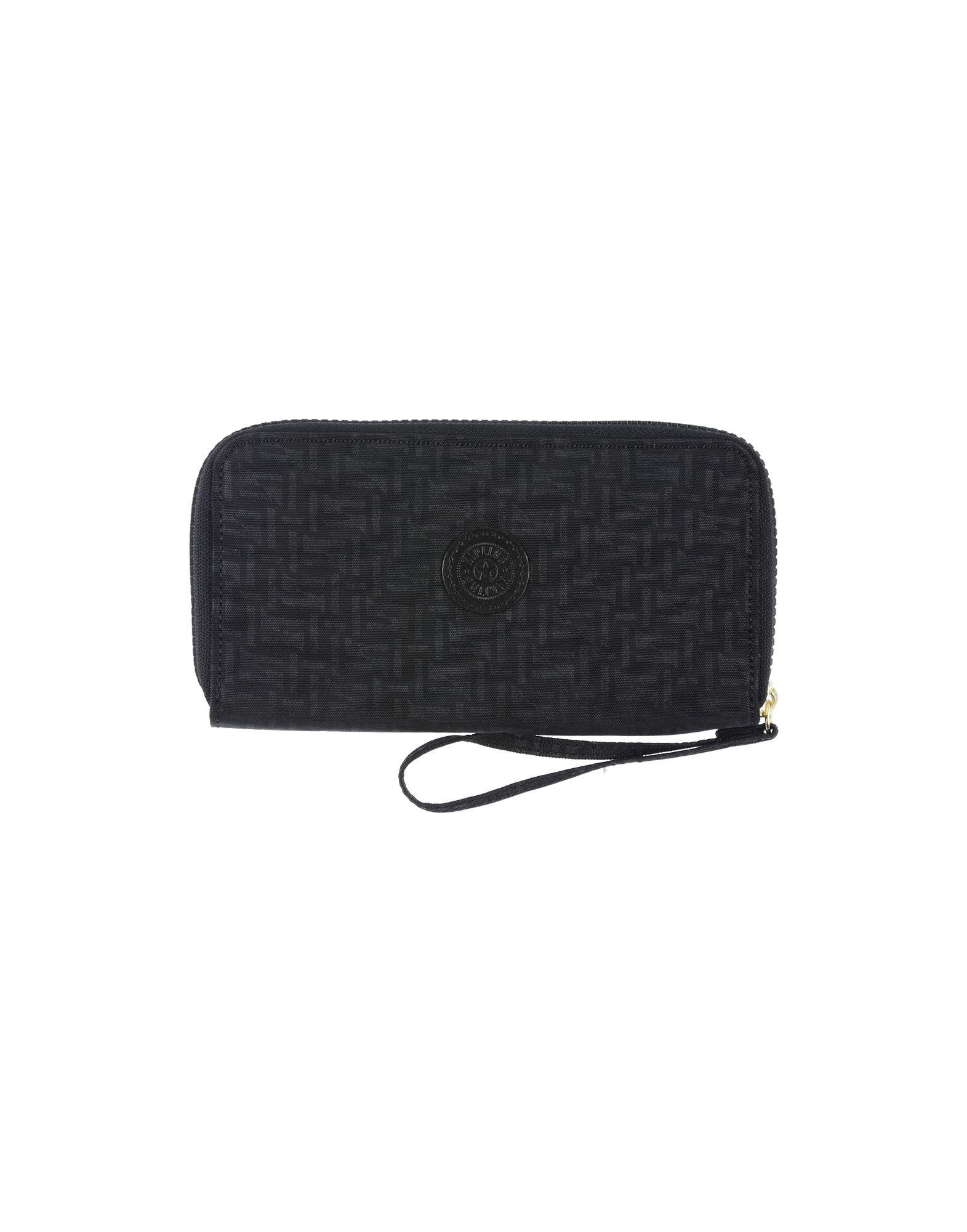 《期間限定セール開催中!》KIPLING レディース 財布 ブラック 紡績繊維
