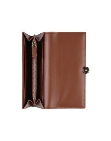 Фото 2 - Бумажник коричневого цвета