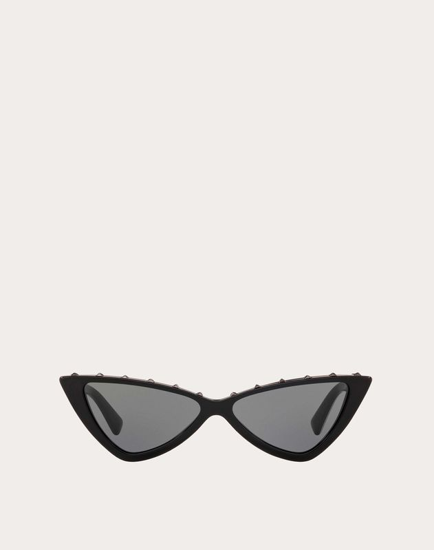 CAT-EYE FRAME ACETATE VLTN SUNGLASSES