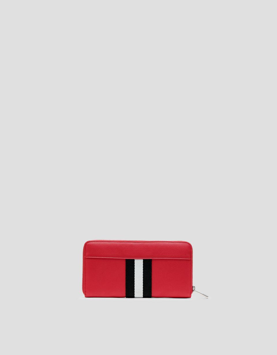 Scuderia Ferrari Online Store - Бумажник с ливреей - Бумажники на круговой молнии