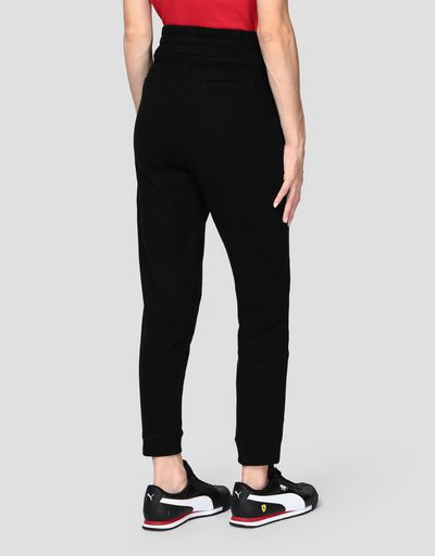 Women's fleece jogging trousers
