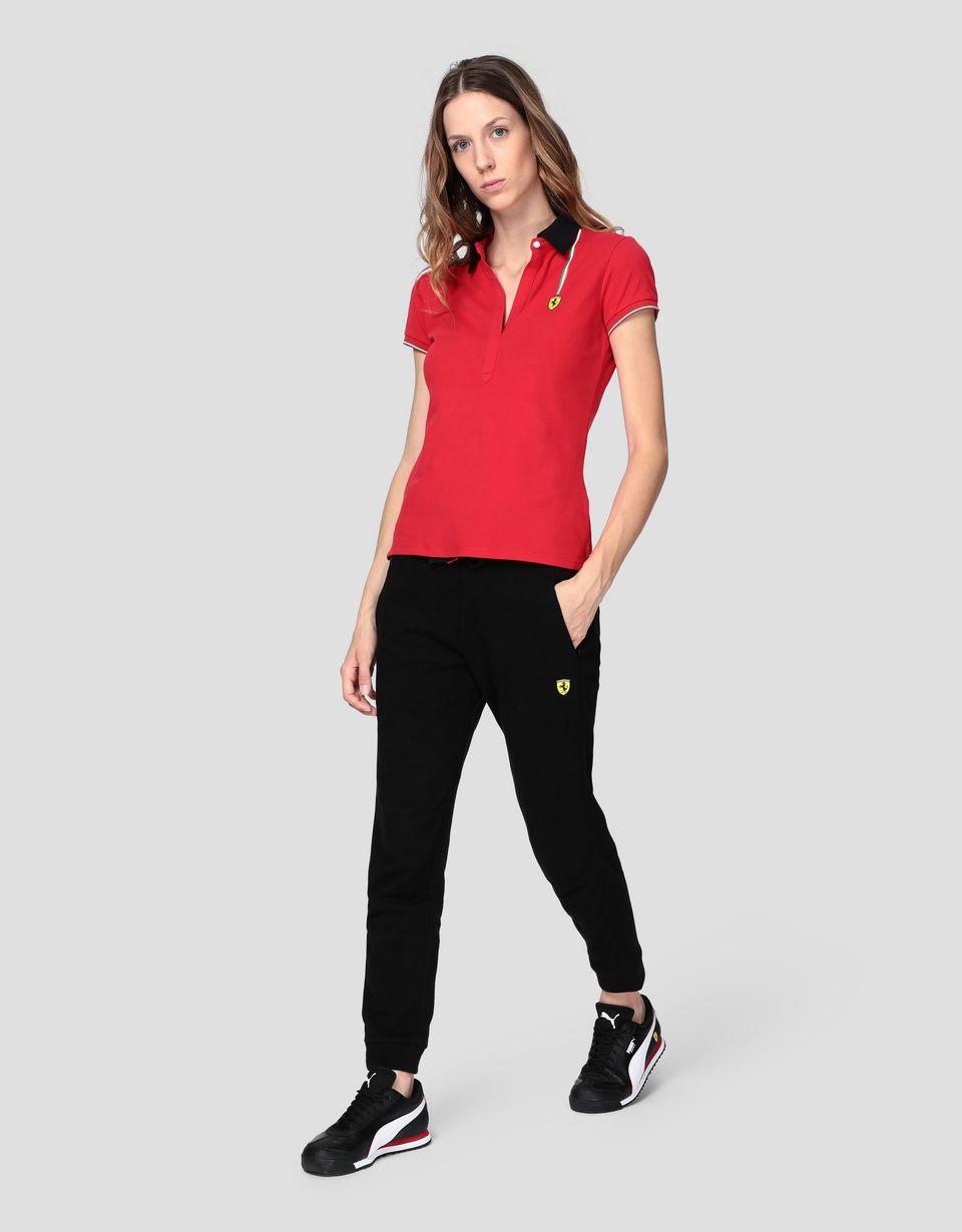 Scuderia Ferrari Online Store - Women's fleece jogging trousers - Joggers