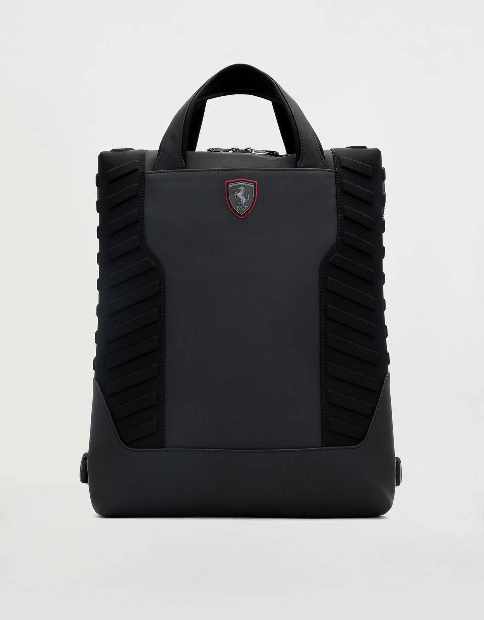 Scuderia Ferrari Online Store - Hyperformula converting tote bag/backpack - Regular Rucksacks
