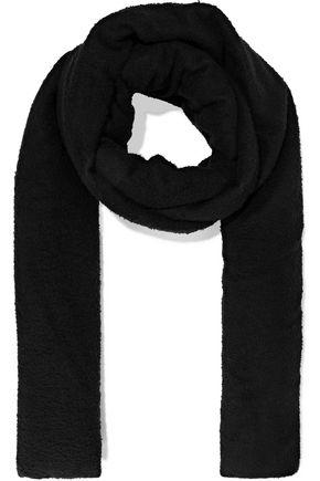 RICK OWENS Cotton-fleece down scarf